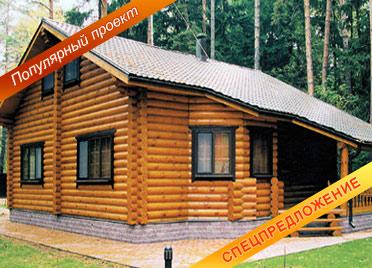 Строительство деревянных домов в Санкт-Петербурге